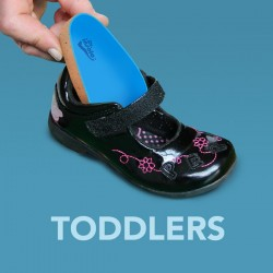 Toddlers and Kids Orthotics (Ages 3 to 10)