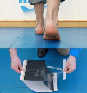 print and gait