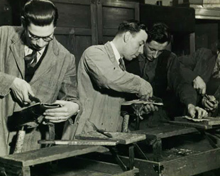 first generation of insole makers