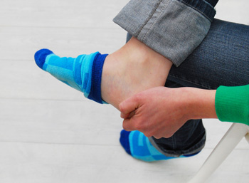 heel raise in shoe